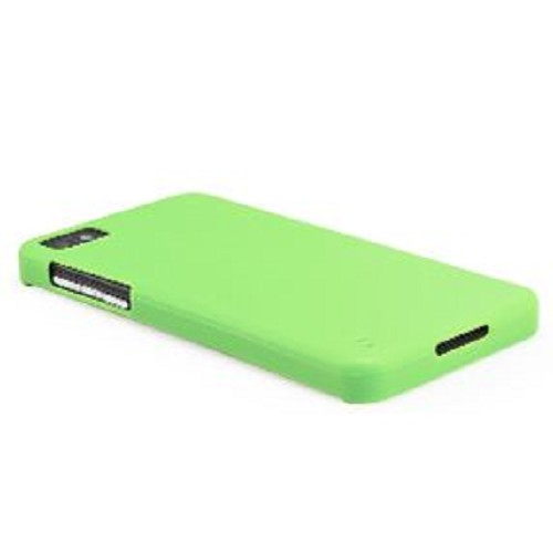 CAPDASE Soft Jacket for BB Z10 [SJBBZ10-P2Y6-BB] - Solid Green - Casing Handphone / Case